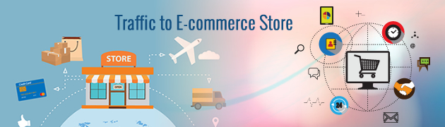 Strategy that drives Traffic to E-commerce Store