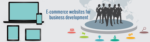 Necessity of e-commerce websites for business development